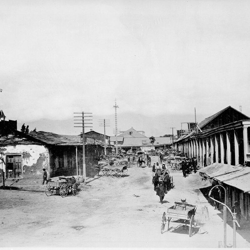 1871 Anti-Chinese Massacre